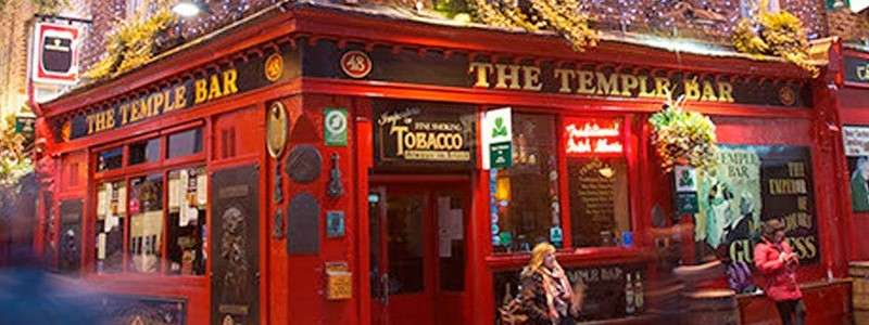 The Temple Bar Merchandise