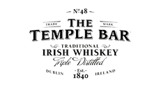 The Themple Bar IRISH WHISKEY