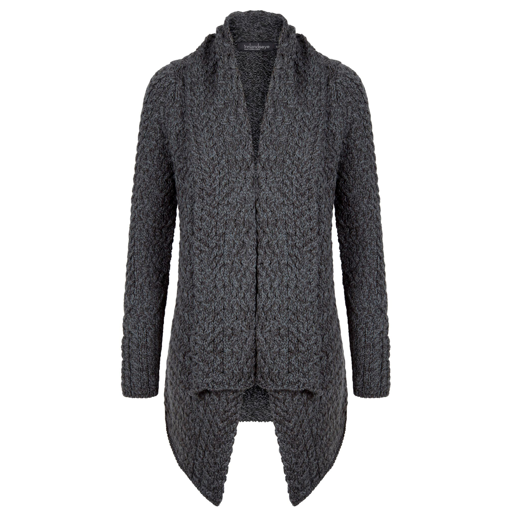 Glenross Waterfall Cardigan - Ireland Knitwear