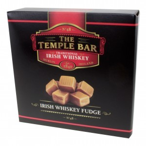 The Temple Bar Whiskey Fudge