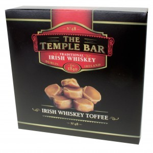 The Temple Bar Whiskey Toffee