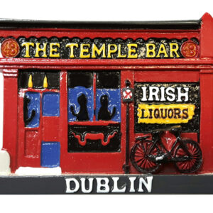 The Temple Bar Magnet