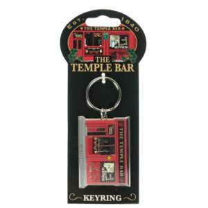 The Temple Bar Keyring