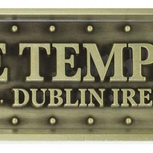 The Temple Bar Girder Magnet