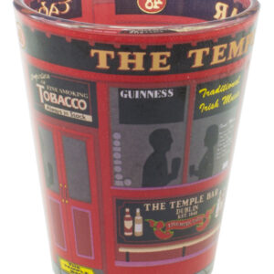 The Temple Bar Shot Glass
