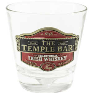 The Temple Bar Whiskey Glass