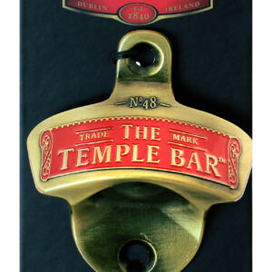 The Temple Bar Whiskey Bottle Opener