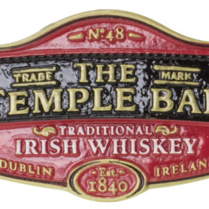 The Temple Bar Whiskey Magnet