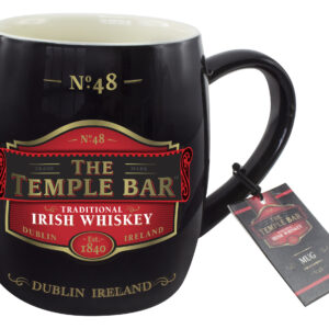 The Temple Bar Whiskey Mug
