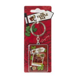 The Temple Bar Photo Keyring