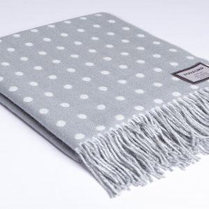 Aqua Spot Blanket