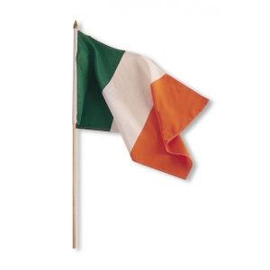 Irish Stick Flag