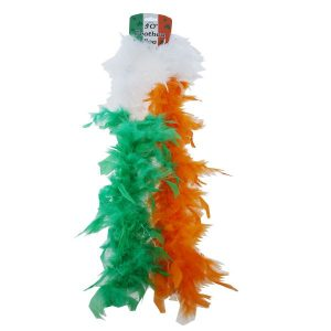 St Patrick's Day Irish Feather Boa