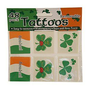 St Patrick's Day Tattoos