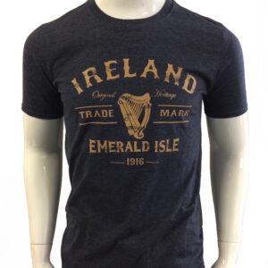 Ireland Harp Tee Shirt