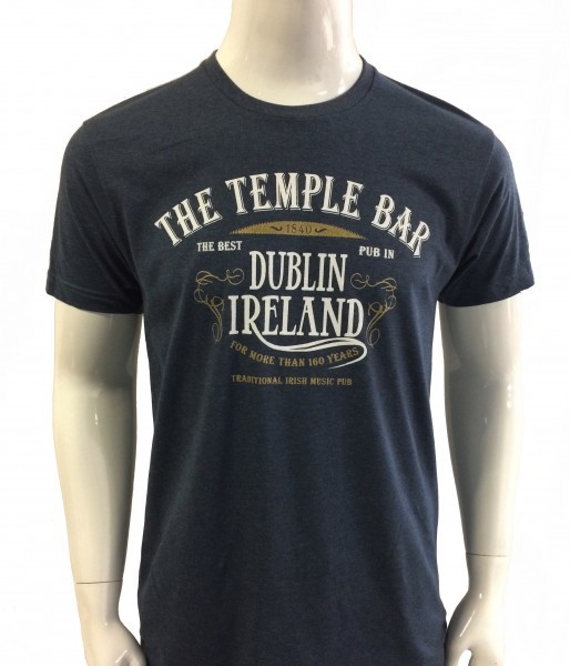 Irish Pub T-Shirt Navy