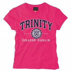 Trinity College Dublin Ladies Tee Shirt