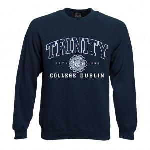 Trinity College Dublin Sweatshirt | Navy