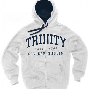 Trinity College Dublin Zip Hoodie