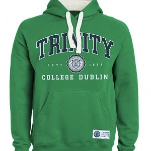 Trinity College Dublin Hoodie | Green