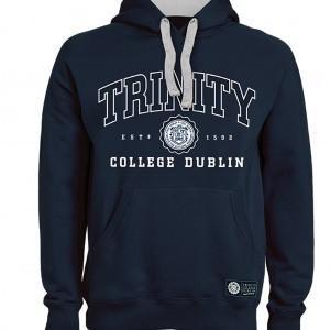 Trinity College Dublin Hoodie | Navy