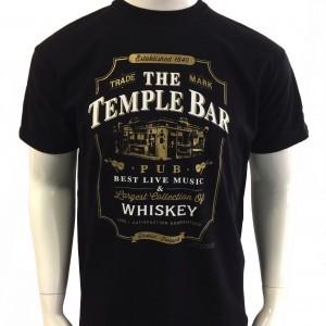 Temple Bar Whiskey Tee Shirt