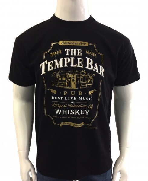 Temple Bar Whiskey T-Shirt