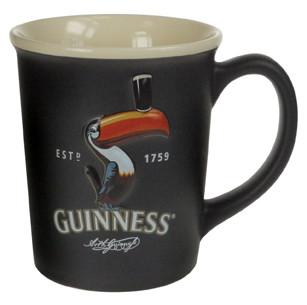 Guinness Black Toucan Mug