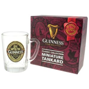 Guinness Ruby Red Mini Tankard