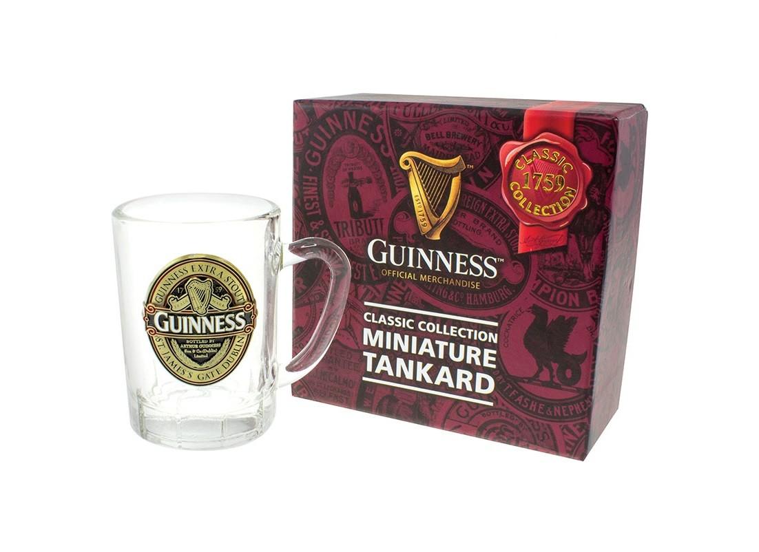 Guinness Ruby Red Mini Tankard
