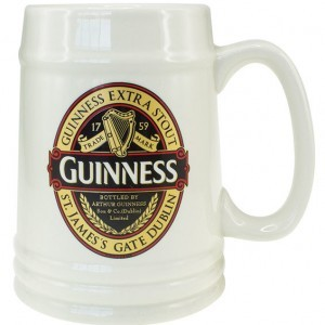 Guinness Ruby Red Classic Tankard