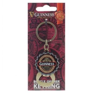 Guinness Ruby Red Flip Down Bottle Cap Opener