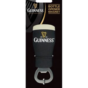 Guinness Pint Bottle Opener Magnet