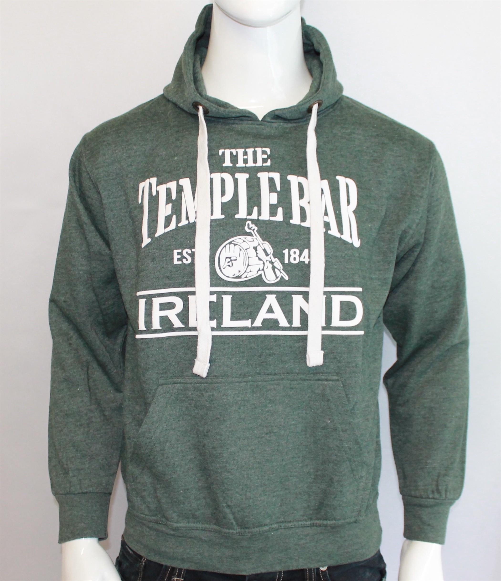 Temple hoodie