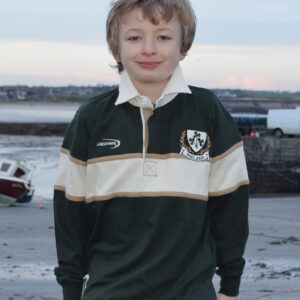 Kids Ireland Rugby Jersey | Green