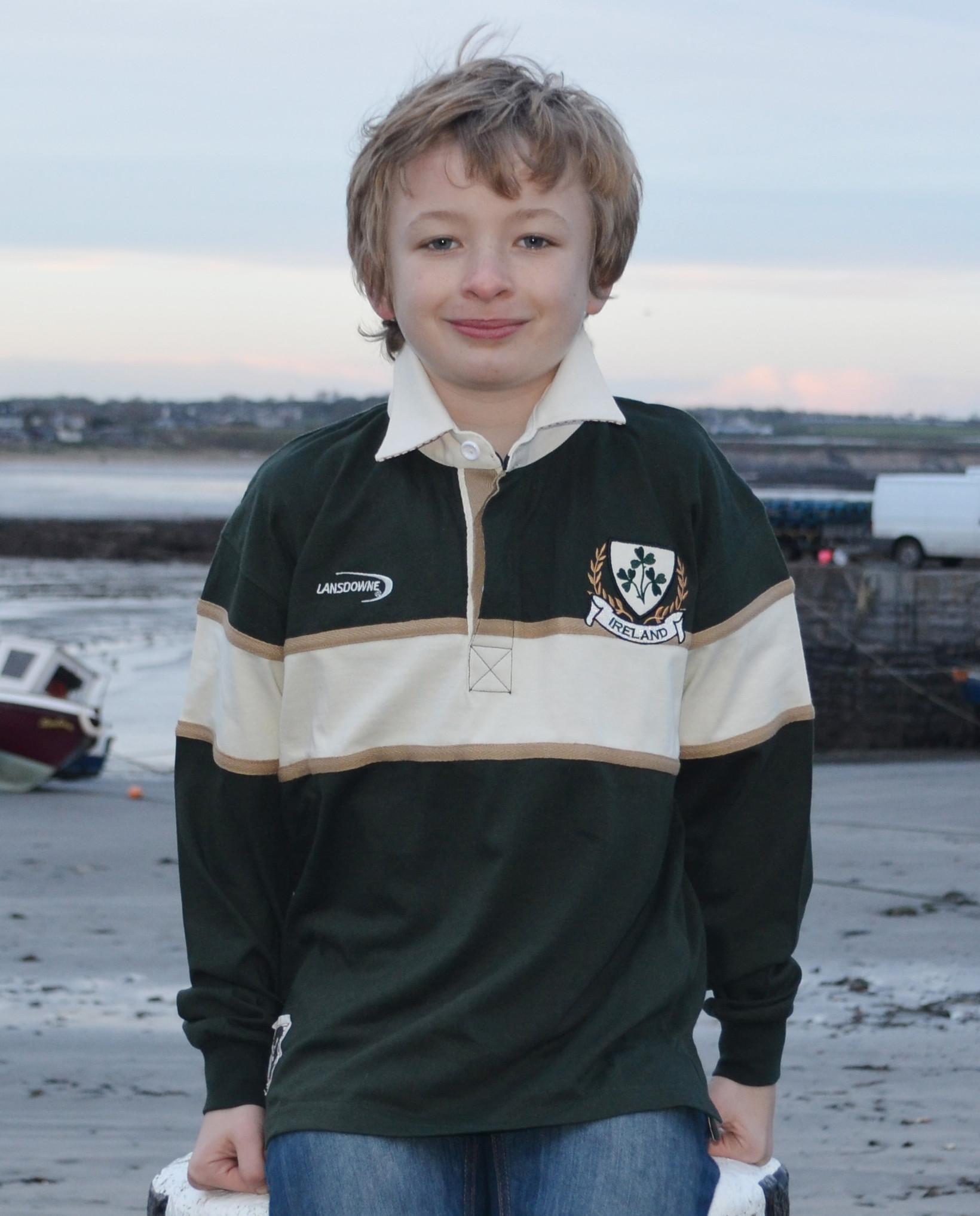 Womens Ireland Rugby Shirt