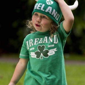Limited Edition Ireland Tee Shirt | Green