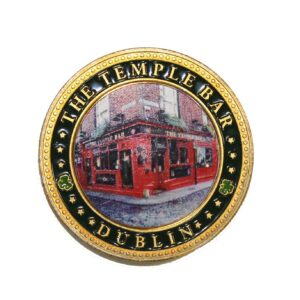Collectors Coin | Temple Bar
