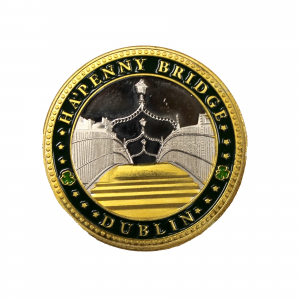 Collectors Coin | Ha'Penny Bridge
