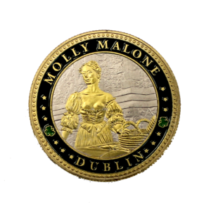 Collectors Coin | Molly Malone