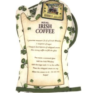 Coffee Mitt & Pot Holder