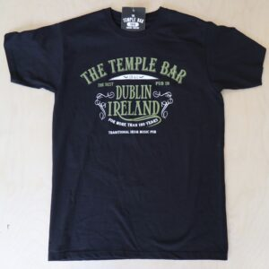 The Irish Pub Tee - Black